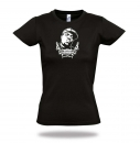 In Memoriam NOTORIOUS BIG BIGGIE Designer und Gedenk Girly T-Shirt Girlie von Wizuals
