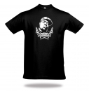 T-SHIRT In Memoriam NOTORIOUS BIG BIGGIE Designer und Gedenk T-Shirt von Wizuals