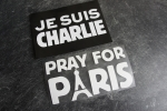 PRAY FOR PARIS T-Shirt - Kopie